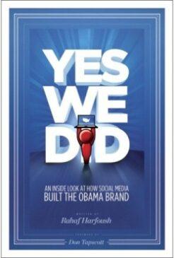 Om Obama og hans brug af sociale medier i valgkampen