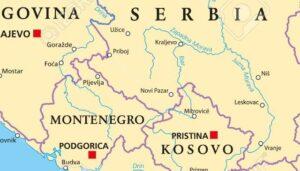 Serbien og Kosovo